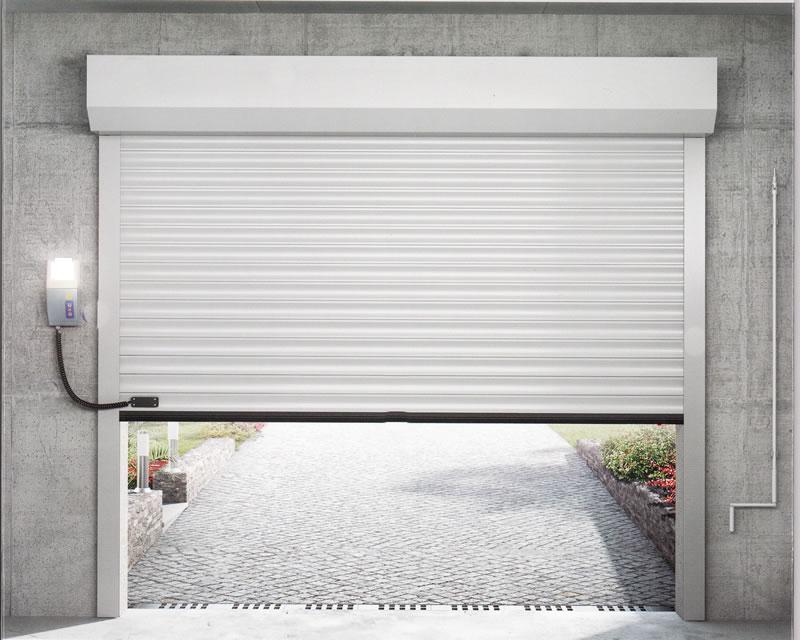 portes de garage enroulables isol conseil pr s de lyon