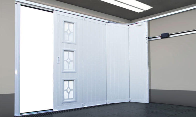 portes de garage lat rales isol conseil pr s de lyon. Black Bedroom Furniture Sets. Home Design Ideas